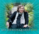 Lisa Thorson Quartet Live